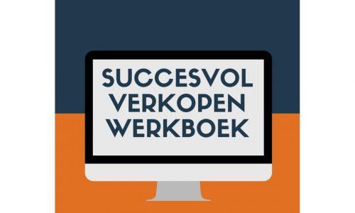 Werkboek deel 4 - verkoopvaardigheden - copyright 2020 Omzetcoach.nl